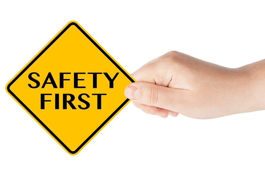 Safety First - Stay safe while skiing