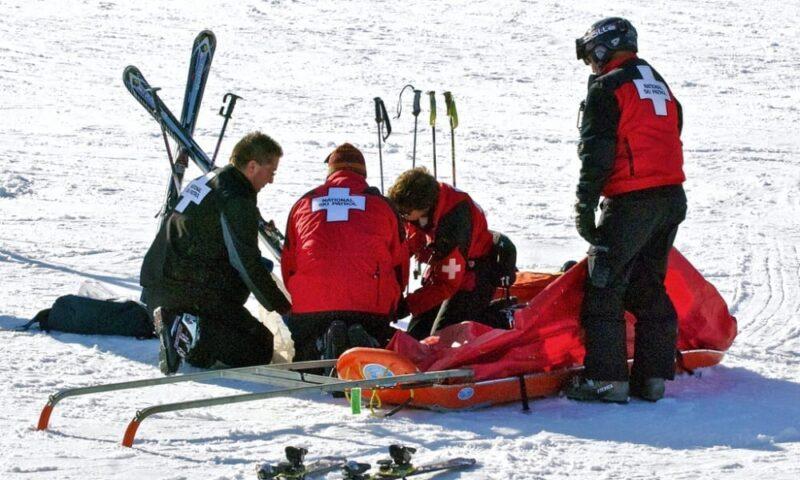 ski first aid