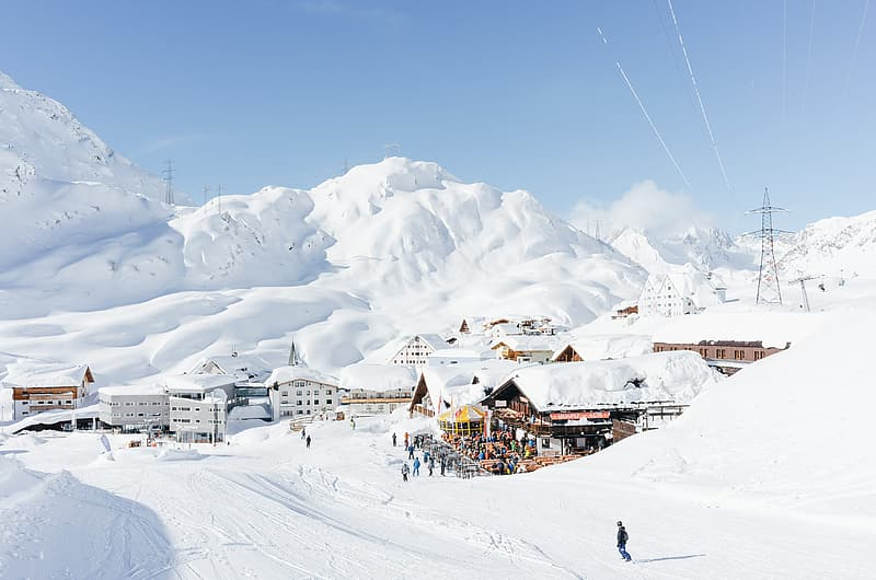 st. anton am arlberg ski resort