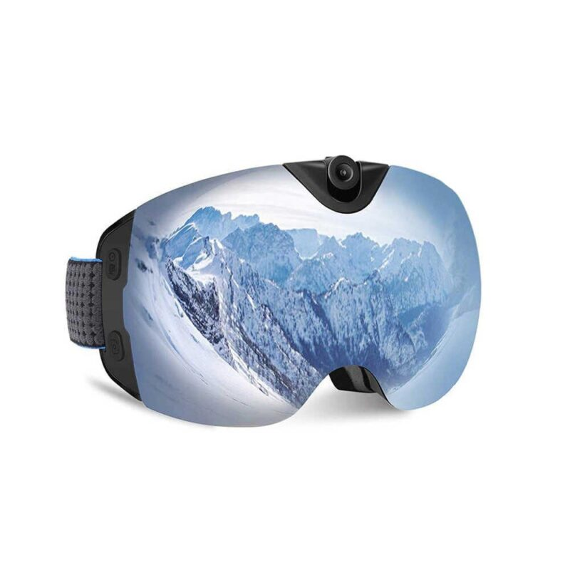 4k camera goggles