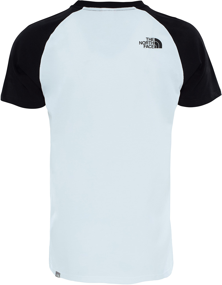 the north face t shirt white