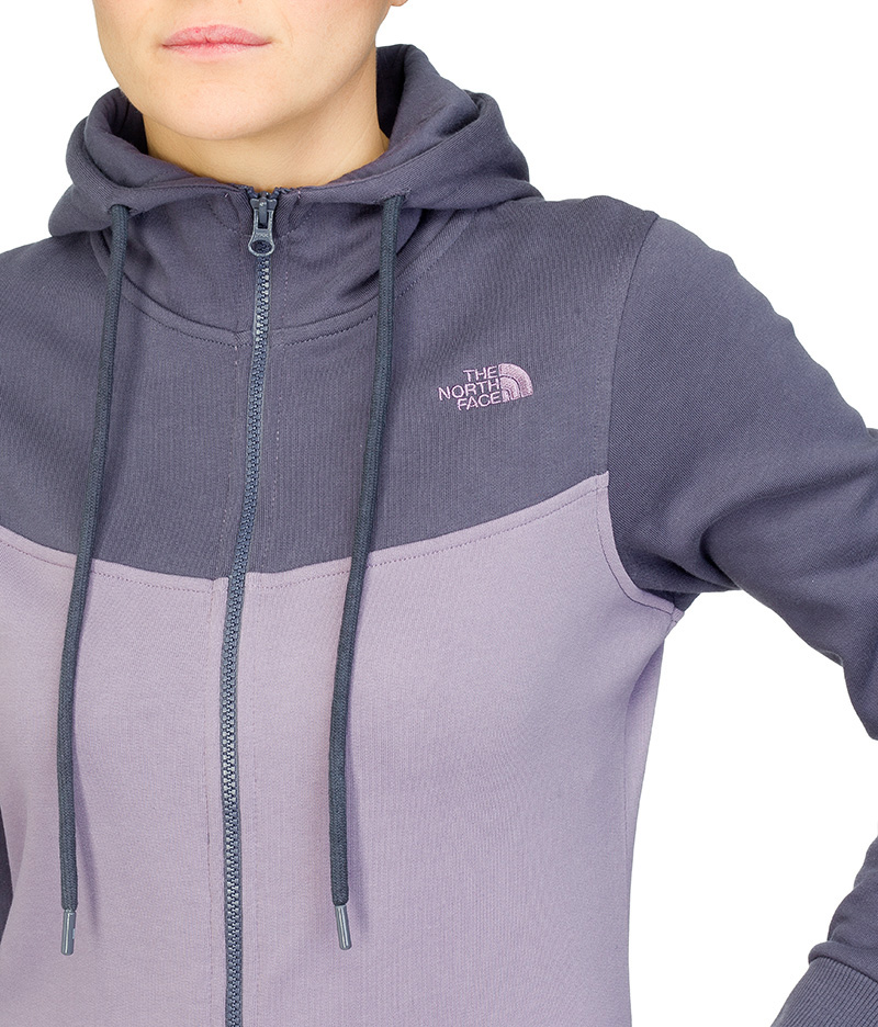 the north face hoodie parka