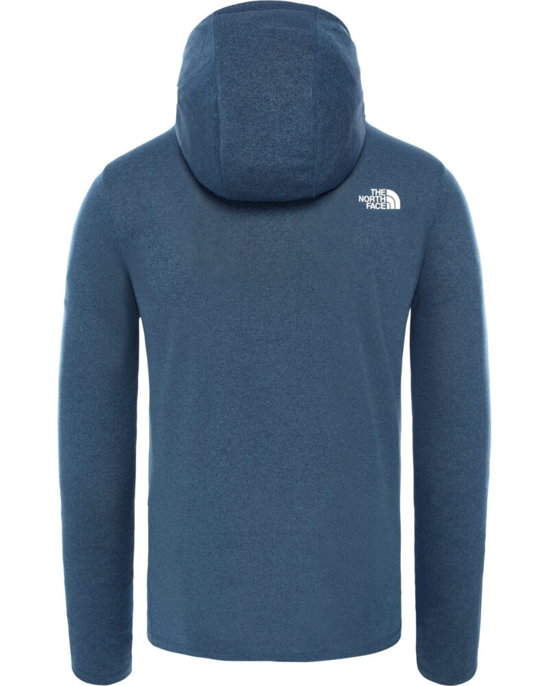the north face hoodie big logo