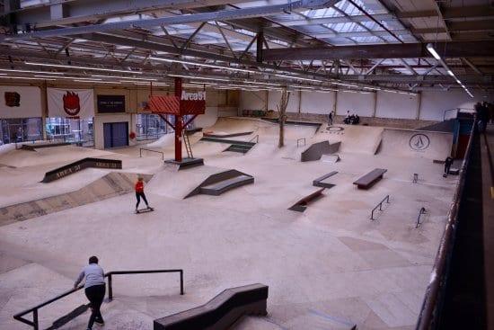 Area51 Skatepark all extreme