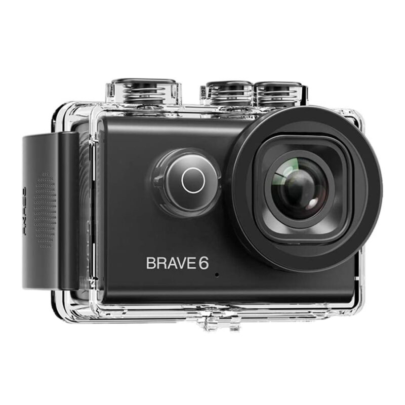 Brave 6 Action Camera