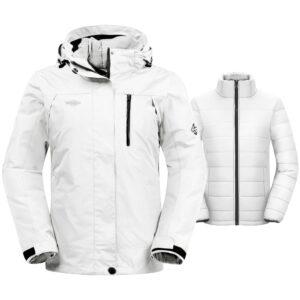 Women Ski - Snowboard Jacket Red
