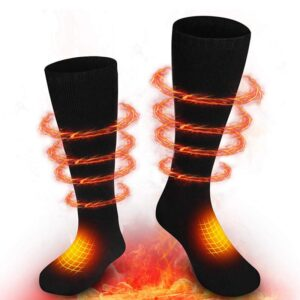 2020 Super Heat Socks with Rechargeable Lithium Battery