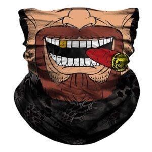 3D Face Bandana
