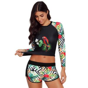 Aloha Vogue Women's Long Sleeve Wetsuit - Swimwear