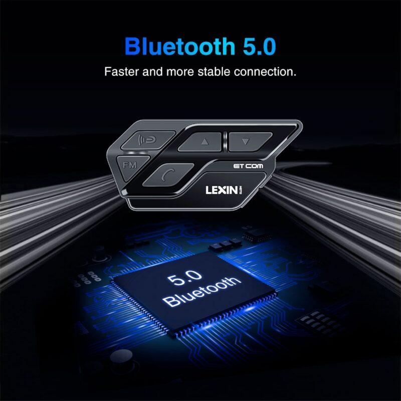 LEXIN Single ET Bluetooth Intercom