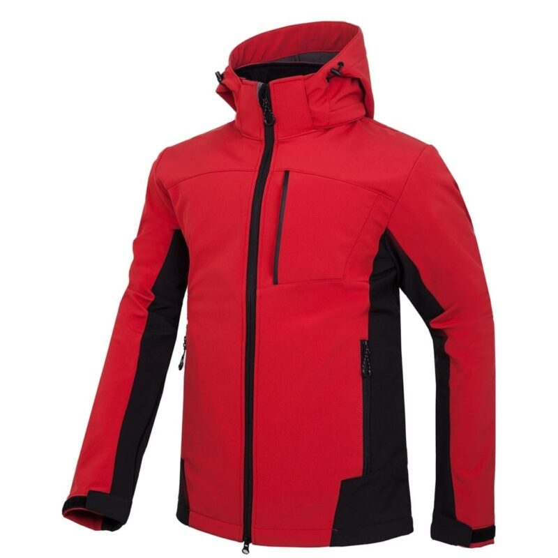 Men Windproof / Waterproof Outdoor Jacket