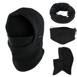 Women Fleece Balaclava 6 In1