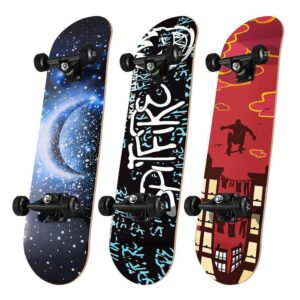 Skateboard Double Rocker Board