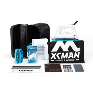 Complete Ski & Snowboard Waxing And Tuning Kit