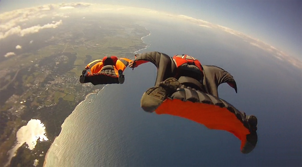 Ocean Wingsuit