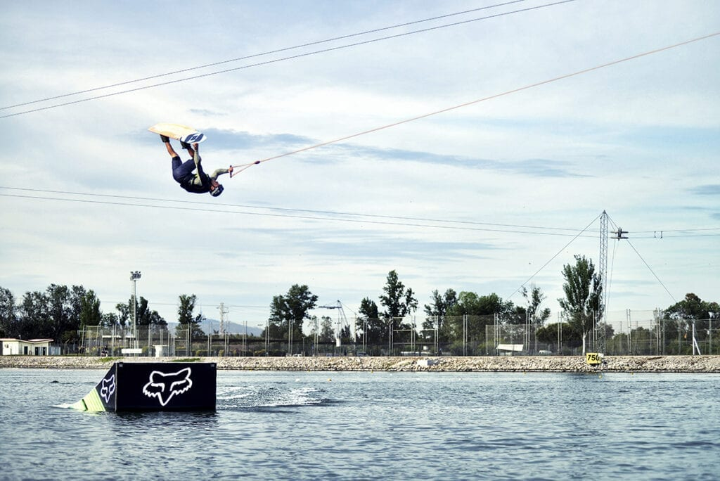 Olimpic Cable Park Barcelona