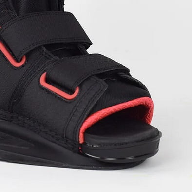 Slingshot open toe boots grom