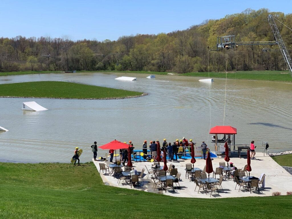 action wake park