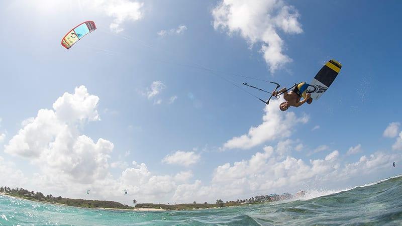 cayman islands kiteboarding east end