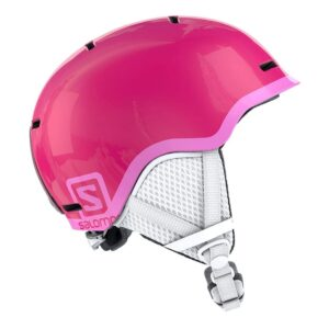 helmet salomon pink women