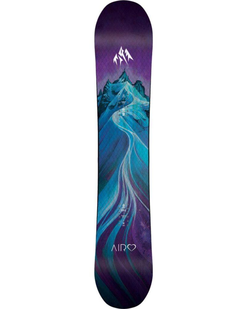 jones airheart women snowboard