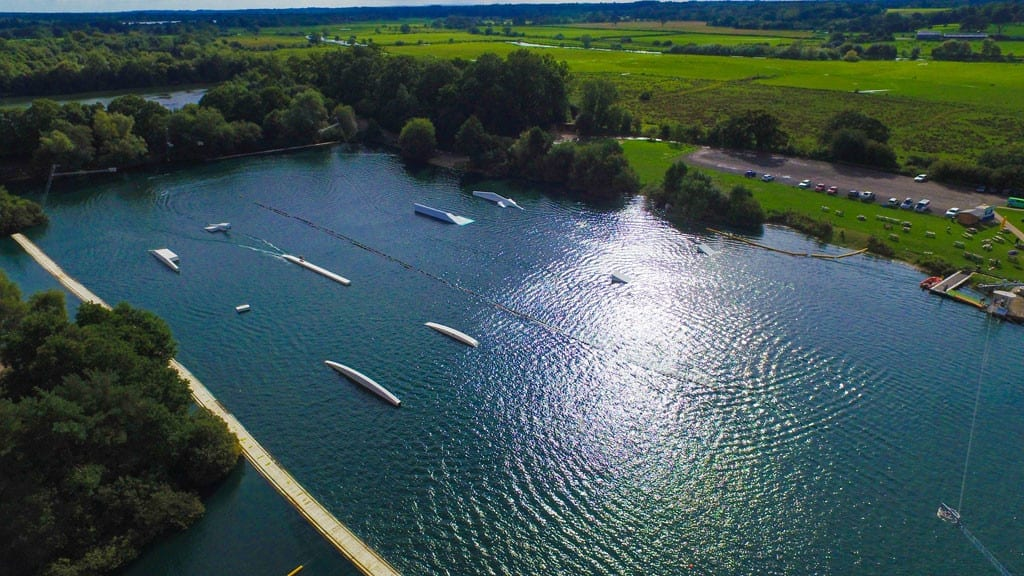 new forest wake park