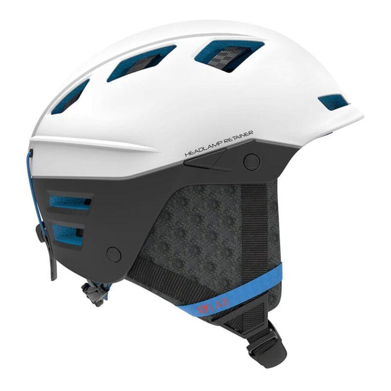 salomon helmet white
