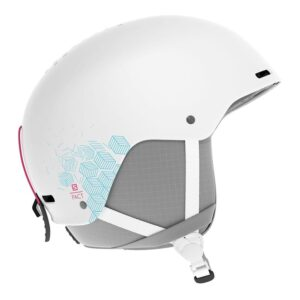 salomon helmet white women