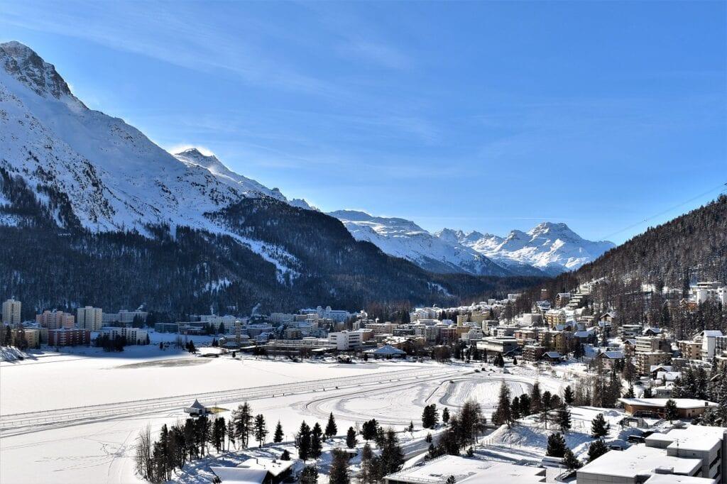 st. Moritz ski