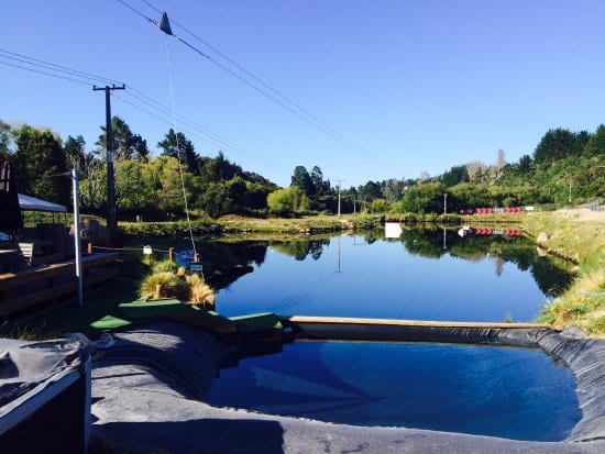 taupo wake park new zealand