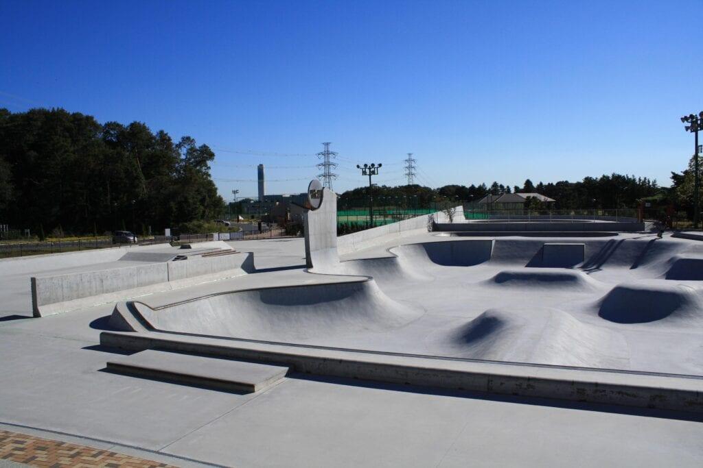 tobuki skate park japan