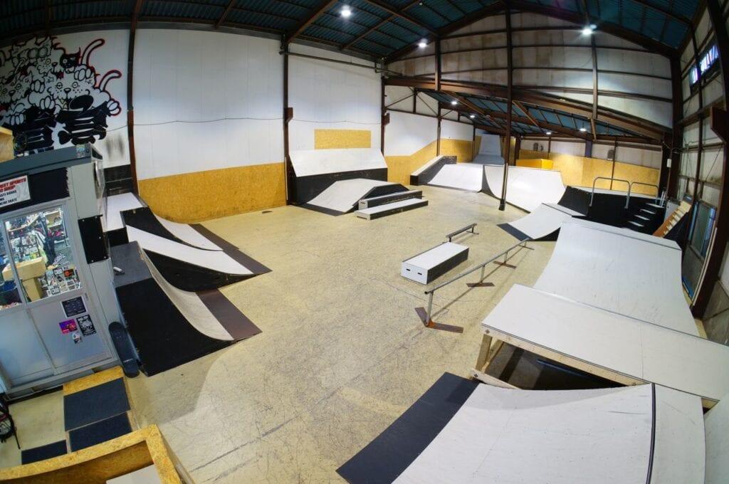 trinity b3 japan skatepark