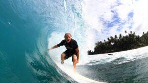 Wayne Bartholomew surfer