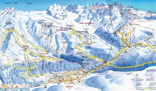 zermatt map