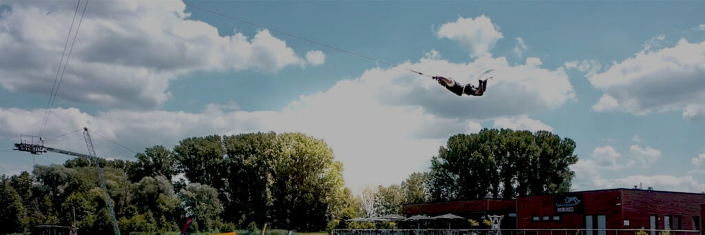 THE BIGGEST AIR RELAY IN CABLE WAKEBOARDING