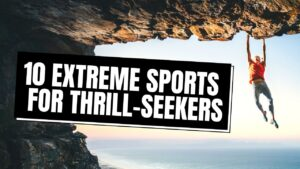 all extreme sports