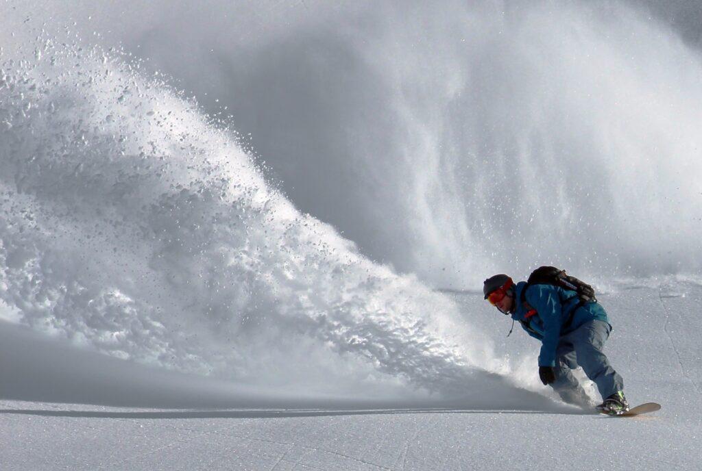 Snowboarding top 5