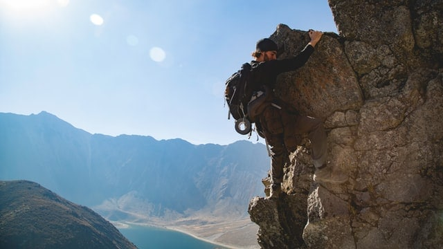 free soloing all extreme