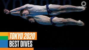 The Best Dives At Totyo 2020